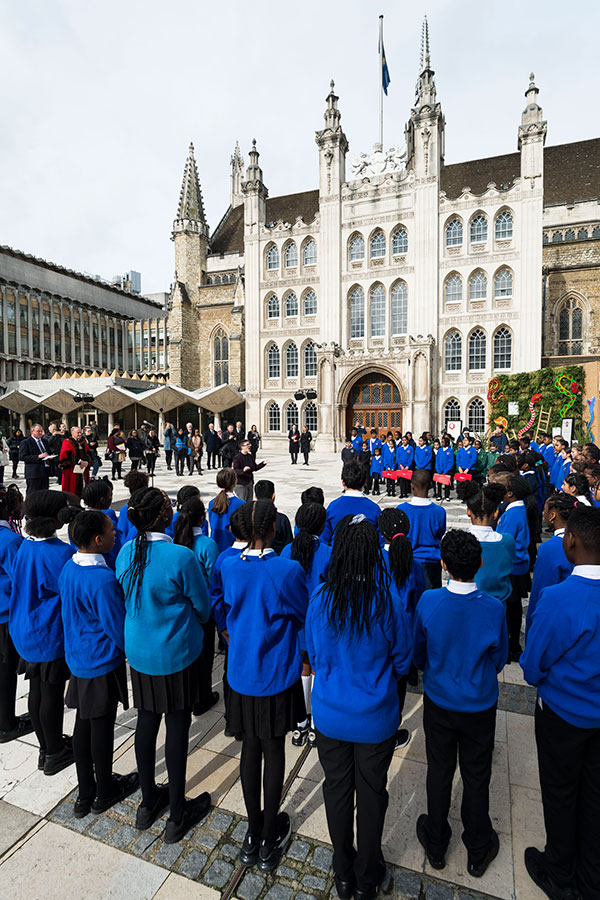 Commonwealth Day at The Guildhall